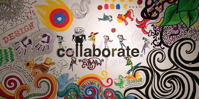 Collaboration poster